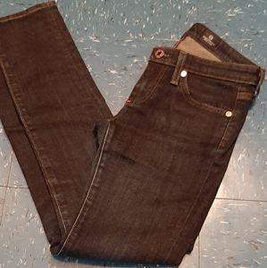Prima Mid Rise Jeans